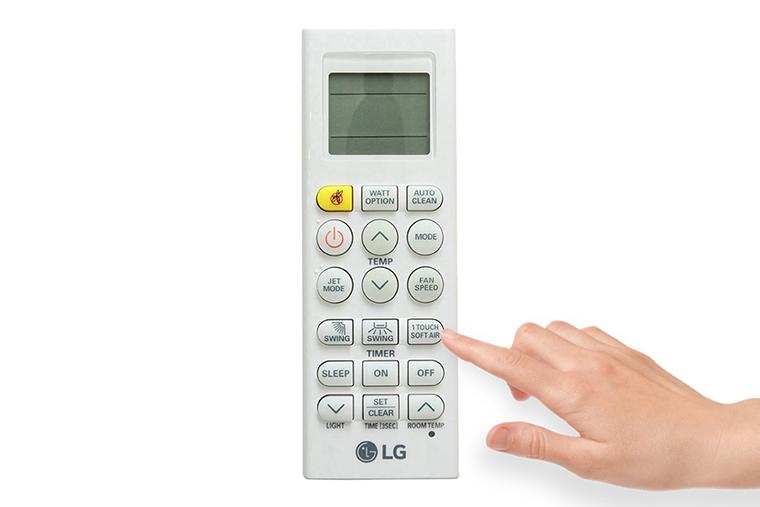 Cách sử dụng điều khiển Điều hòa LG V13APM