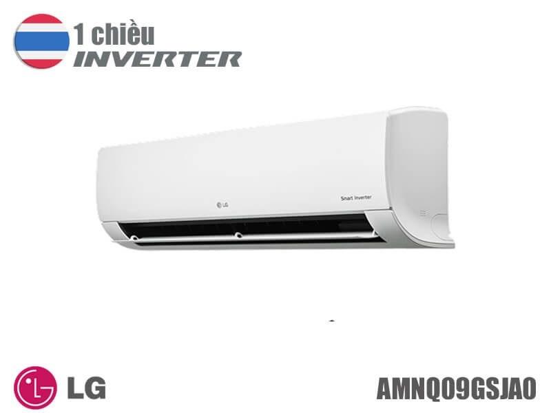 Dàn lạnh multi LG 1 chiều treo tường 9.000BTU AMNQ09GSJA0