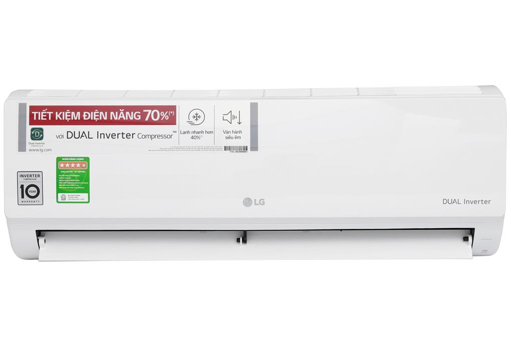 Điều hòa LG 24000BTU 1 chiều inverter V24ENF