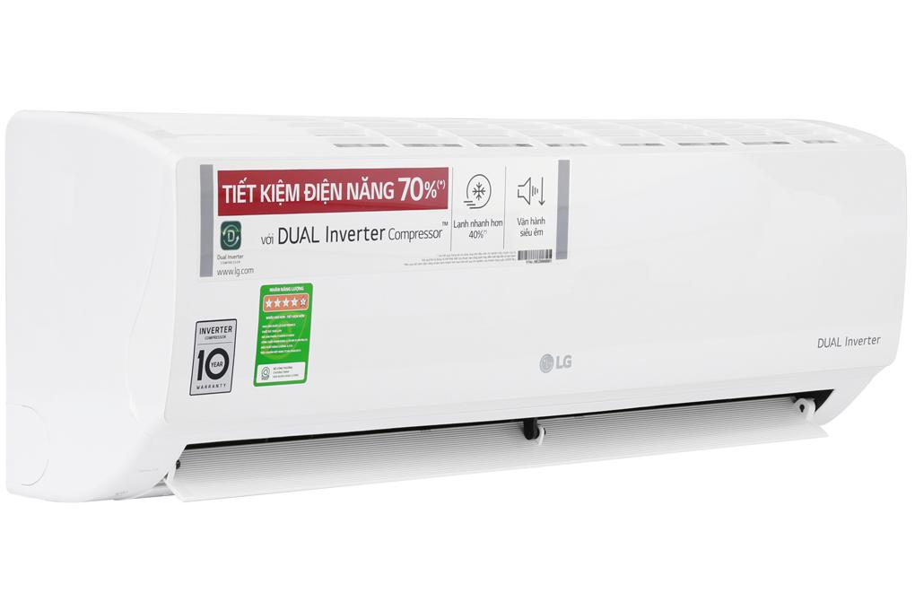 Điều hòa LG 12000BTU 1 chiều inverter V13ENS