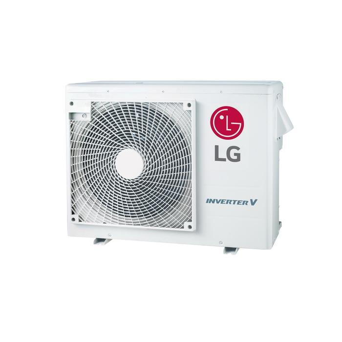 Dàn nóng multi LG 2 chiều inverter 18.000BTU A3UW18GFA2